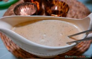 glutenfri saus, melkefri saus, saus til julemat, kalkunsaus, kyllingsaus, ribbesaus, fløtesaus uten melk, saus uten gluten